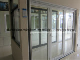 Innenraum/Bi-Faltende Glasaußentür