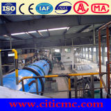 Печь никеля Laterite Citic IC роторная