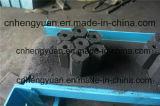 De wijd Gebruikte Briket die van het Ponsen Machine maken