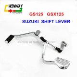 Levier de vitesse de la moto Ww-5633 pour GS125 Gsx125