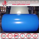 Il colore di ASTM A653m PPGI ha ricoperto la bobina d'acciaio preverniciata
