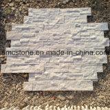 panneau de mur en pierre intérieur d'ardoise de &Exterior de pierre de culture d'ardoise de 18*35cm