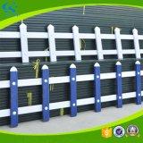 PVC에 의하여 직류 전기를 통하는 도시 방호벽
