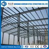 Prefabrication de Bouw van het Frame van de Structuur van het Staal