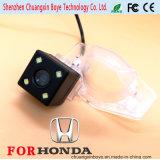 mit 4 LED-Lichtern für Nachtsicht-spezielle Auto-Rückseiten-Kamera für Honda Fit/CRV/Odyssey