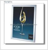 Rectángulo ligero del LED/tablillas de anuncios delgados del menú