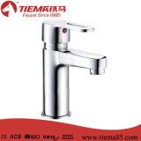 Os mercadorias sanitários materiais de bronze escolhem o Faucet da bacia da alavanca (ZS60103)