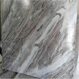 Preço branco do mármore da galáxia do oceano por o medidor quadrado, mármore do branco chinês