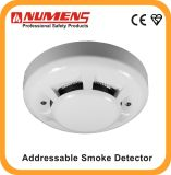 出力される遠隔LEDが付いている2ワイヤーアドレス指定可能な煙探知器(SNA-360-SL)