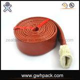 Melhor preço Pyrojacket Fire Sleeve Fiberglass Silicone Sleeving Fabricantes da China