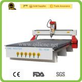 Jinan Manufacturer Stepper Motor CNC Router Machine de Rack 1530 y de Gear Woodworking