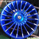L'aluminium borde la roue d'alliage de reproduction d'Alpina pour la BMW