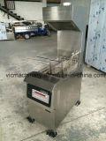 Máquina profunda eléctrica de la sartén del acero inoxidable con punto bajo