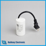 AC Motor Cable Series Capacitor Cbb60 450VAC