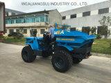 China stellte SD18 den landwirtschaftlichen Traktor her, der in der Palmöl-Plantage verwendet wurde