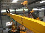 Le type 5t 10t 20t 30t de Lda choisissent le pont roulant de poutre avec les machines de levage d'élévateur électrique pour l'atelier