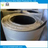 PVC上塗を施してあるステンレス鋼の金網