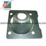 De aluminio profesional de la fabricación de metal profundamente drenada estampando piezas