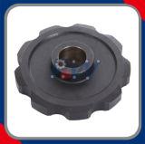 Roda dentada simples dobro (aplicada no processo de operação da produção)
