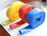"""Boyau flexible en plastique 2 de Layflat de pipe d'irrigation de l'eau de PVC """""""
