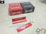 Reicheres starkes arabisches Gummi 14GSM Kingslim Hanf-Zigaretten-Walzen-Papier