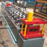 Rolo de aço do perfil do frame de porta da chapa de aço que dá forma à máquina