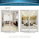 Foshan mide el tiempo de buenas puertas deslizantes de aluminio de la calidad de Huiye (China Top10)