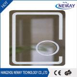 Espelho Inteligente de parede com iluminação LED