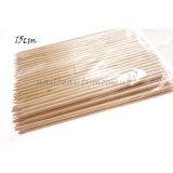 예술 못 주황색 나무로 되는 표피 지팡이 매니큐어 공구 제품 (NT09)
