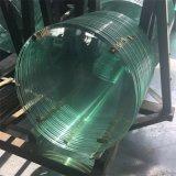 vetro temperato della mobilia di 6mm 8mm 10mm 12mm con gli angoli della clip