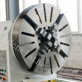 Máquina de giro horizontal universal do torno do dever Cw61200 claro