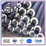 Geschweißtes Stahlrohr API-5L X70 Psl2 SSAW 3PE rostfeste Spirale