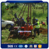 XY-100 Water Well Boring Machine, 60m Mini perforación plataforma de perforación