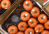 Wegwerf-pp.-Tellersegmente für frische Frucht und Vegetablepackaging gute Tellersegmente des Grad-pp. für Gemüsetomate