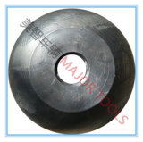 95X100 fester pp. Reifen-Plastikspielzeug-Rad