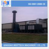 2016년 Qingdao Besttech 공장 먼지 갈퀴 시스템