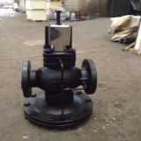 Duktiler Eisen-Druck verringert Ventil (PRV) für Wasser (200X)