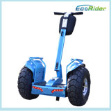 Off Road Brushless 4000W Samsung Lithium 72V Scooter électrique Chariot