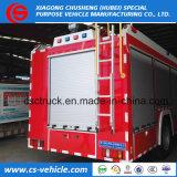 Tankwagen van het Water van de Vrachtwagen van de Brandbestrijding Isuzu van Cccf de Gediplomeerde 4X2