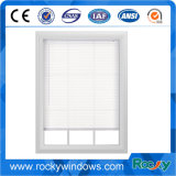 Las persianas más nuevas de la inclinación y del interior del gráfico de la ventana de aluminio de la vuelta