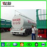 3 Wellen 13 Tonne Mono-Blocken Zylinder-Schmieröltankanlage-Becken-halb Schlussteil-Tanker