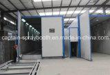 Equipamento grande excelente e da alta qualidade do espaço do revestimento, cabine de pulverizador