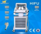 Selling caldo Hifu Machine per Face Lift Skin Rejuvenation Wrinkle Removal (hifu03)