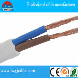전기 전화선, PVC 절연제, 둥근 철사 Rvvb