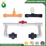 Circuito de agua agrícola de la irrigación de la planta del tubo de la irrigación por goteo
