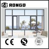 Neuestes Entwurfs-Gehäuse-Aluminiumtüren Windows