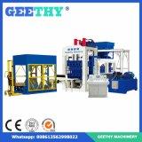 Qt10-15 Machine de fabrication de blocs de béton entièrement automatique