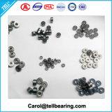 Rodamiento miniatura del motor, rodamiento miniatura, rodamiento de bolitas con el fabricante de China