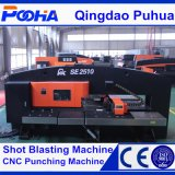 Punzonadora del CNC del motor de alta velocidad/servo, torreta del CNC que perfora el componente eléctrico
