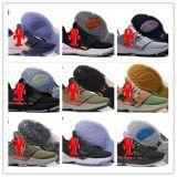 2017 Los zapatos de baloncesto de los hombres brillantes grises del glaciar de la ferocidad de la nueva llegada Paul George Pg1 Pg 1 Bebé de calidad superior de los deportes, zapatos de los cabritos